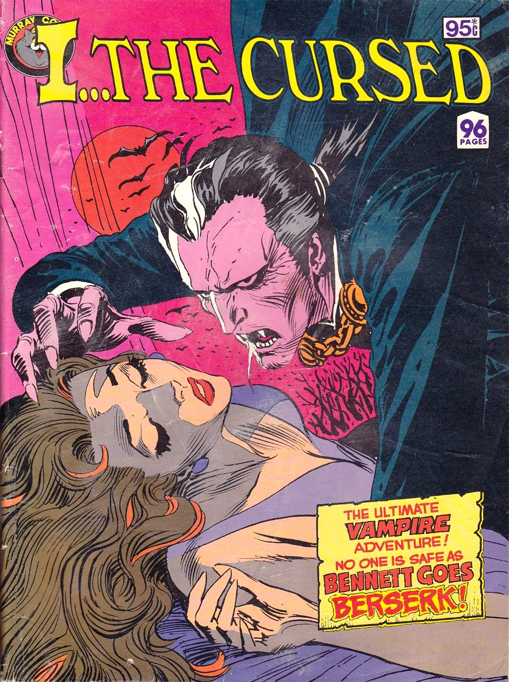 Bennett Goes Berserk—I... The Cursed, 1982? [Murray]