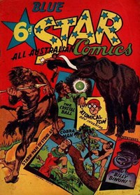 Blue Star All Australian Comics (The K. G. Murray Publishing Co., 1947 series)  ([1946?])