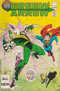 Green Arrow (The Federal Publishing Company Proprietary Limited, 1983 series)  (April-May 1983)
