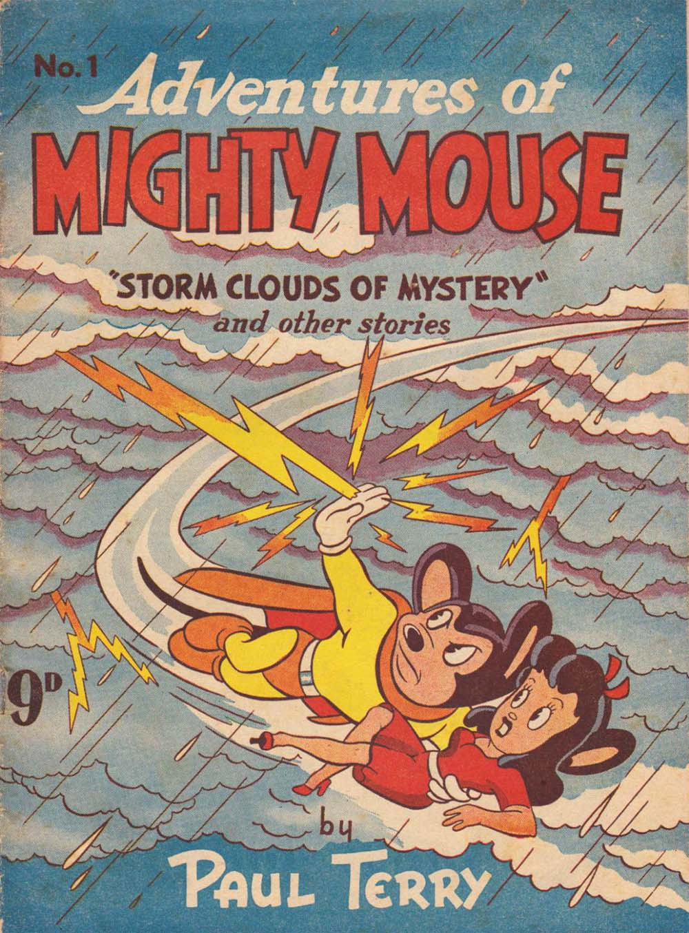 Adventures of Mighty Mouse