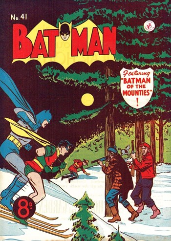 Batman (Colour Comics, 1950 series) #41  ([October 1953?])