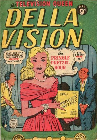 Della Vision the Television Queen