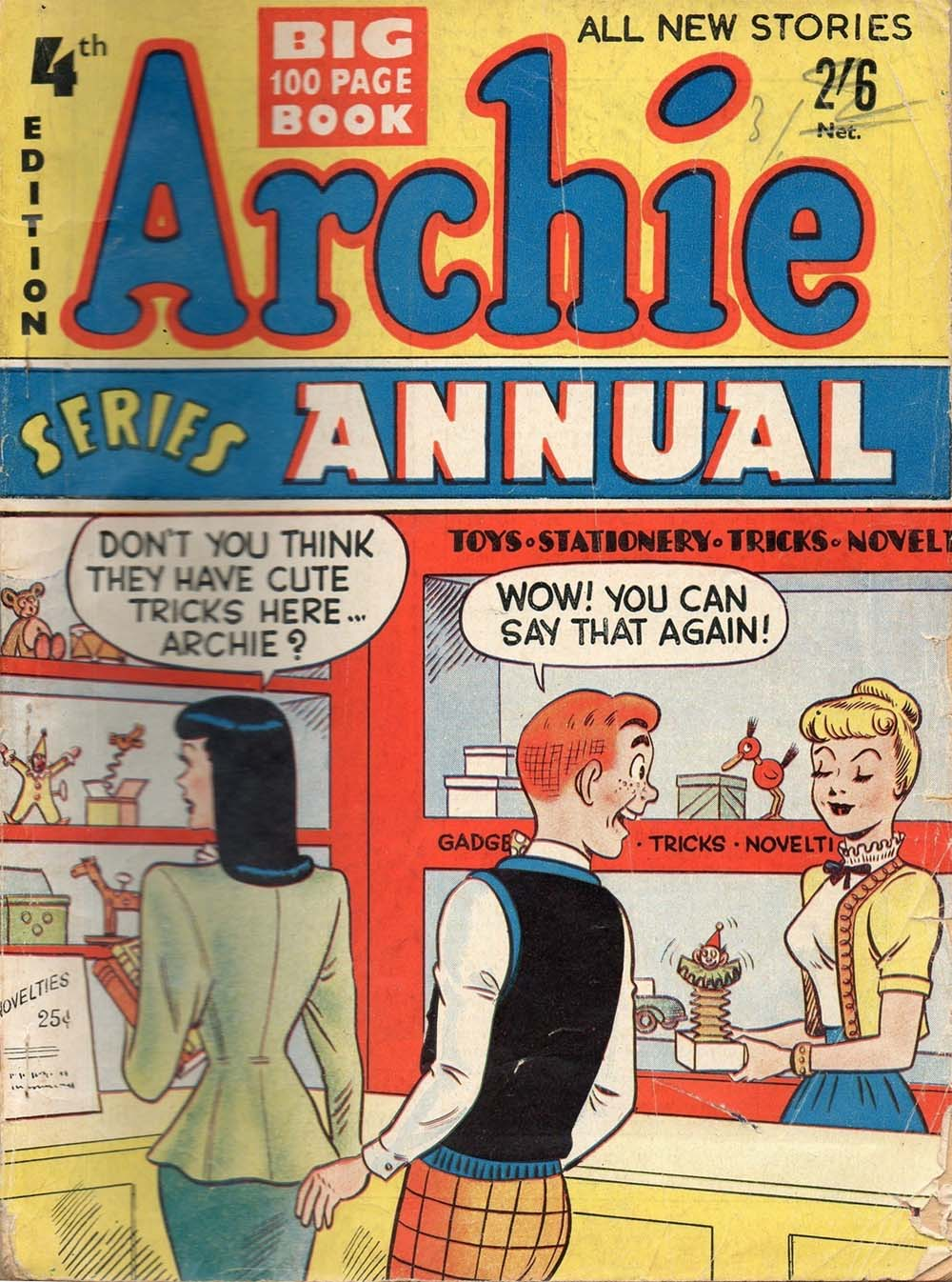 Archie Series Annual