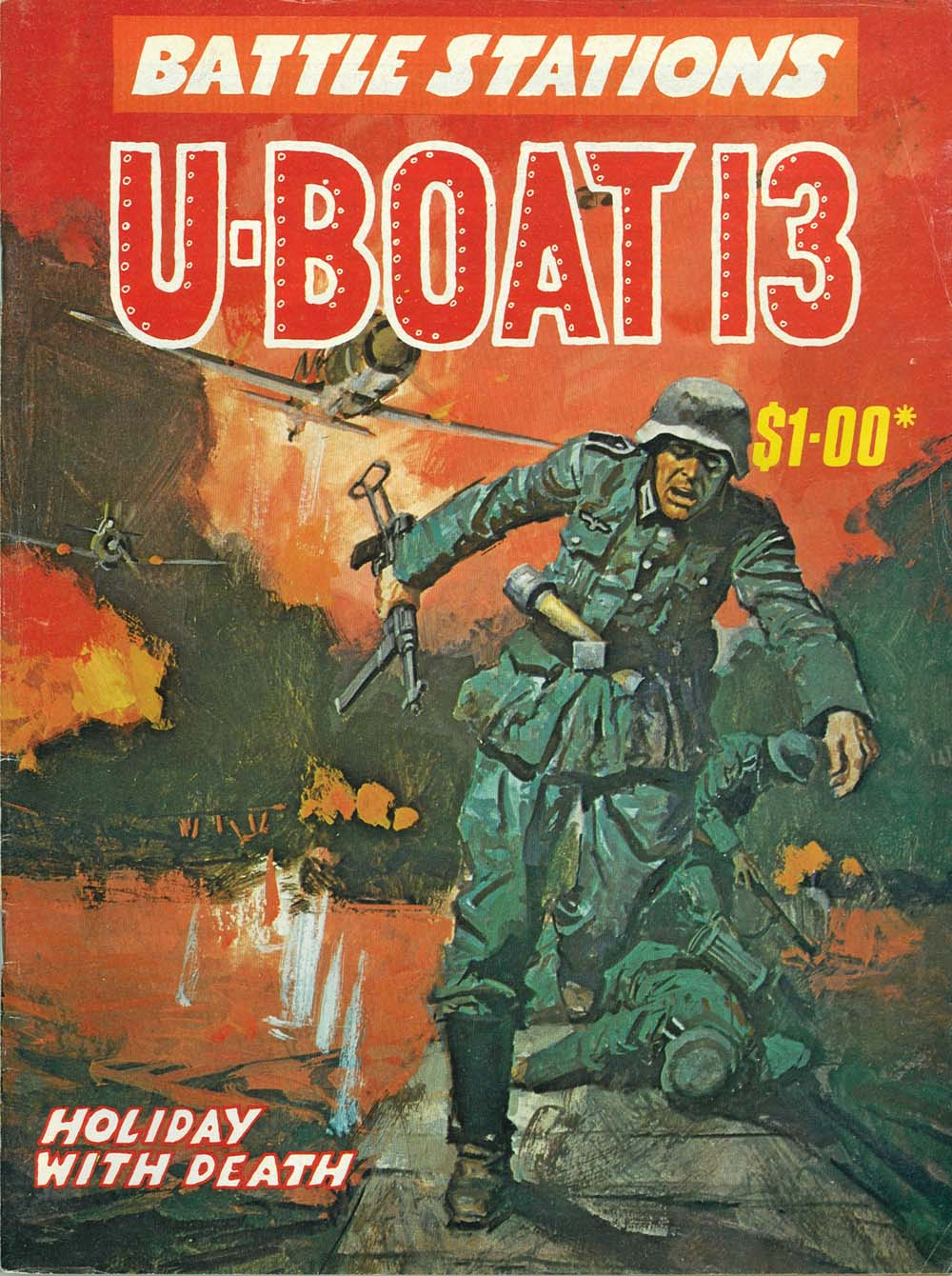 Battle Stations U-Boat 13