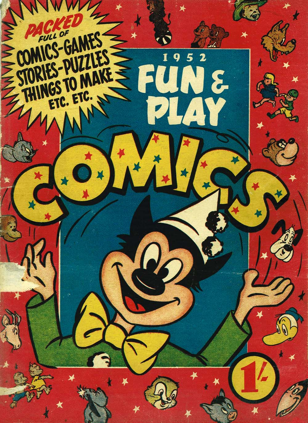 1952 Fun & Play Comics