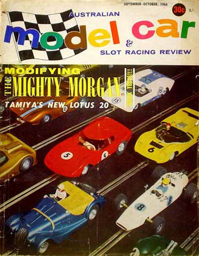 Australian Model Car & Slot Racing Review