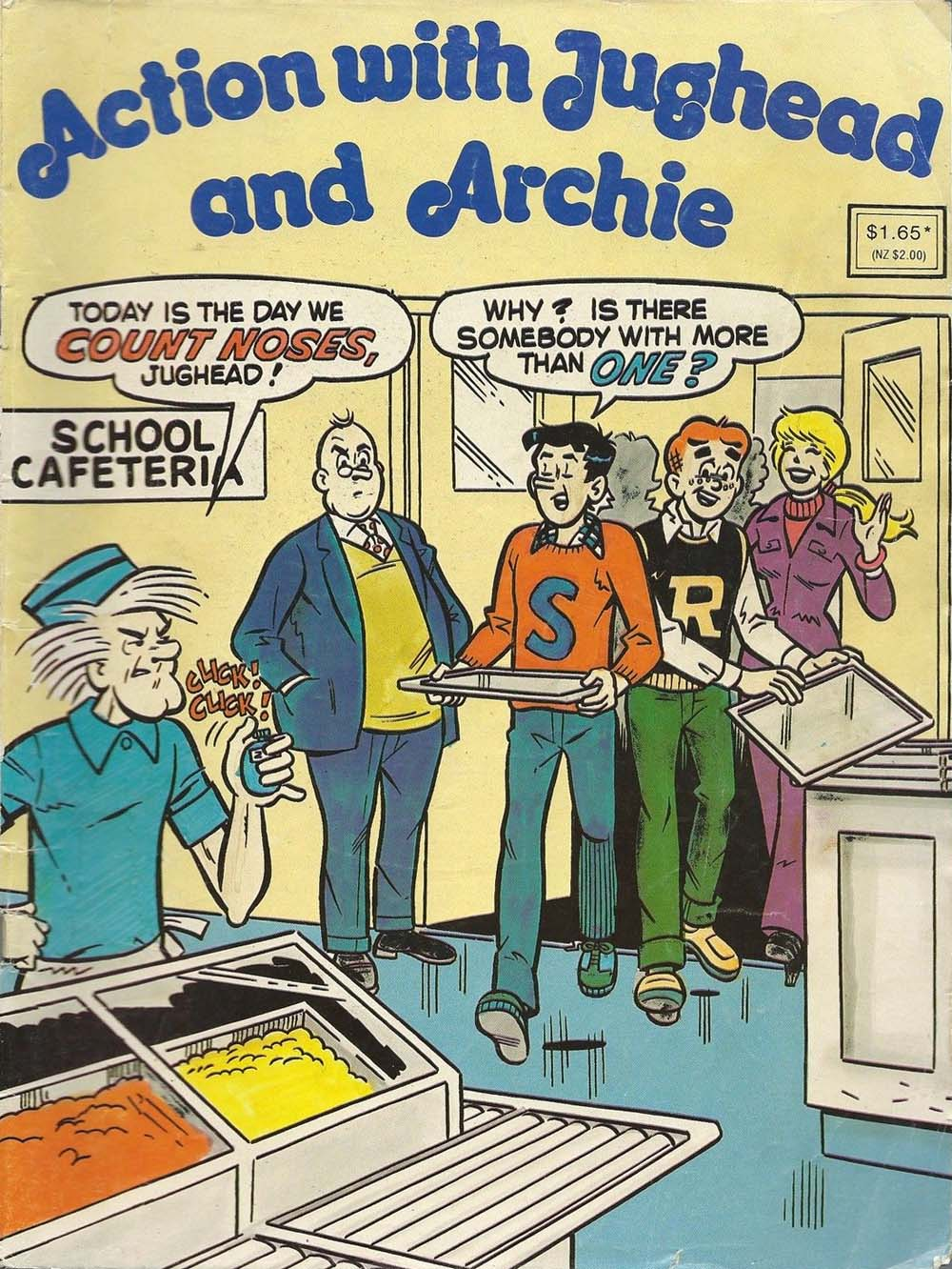 Action with Jughead and Archie