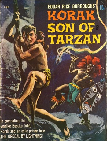 Edgar Rice Burroughs' Korak Son of Tarzan
