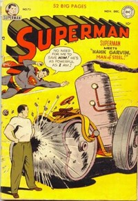 Superman (DC, 1939 series) #73 (November-December 1951)