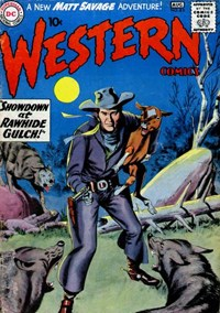 Western Comics (DC, 1948 series) #82 (July-August 1960)