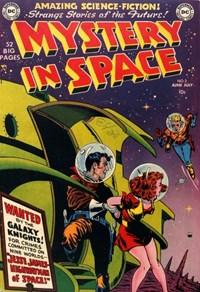 Mystery in Space (DC, 1951 series) #2 (June-July 1951)