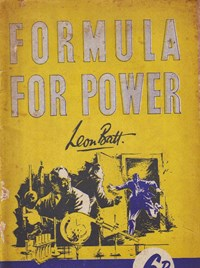 Formula for Power (Pertinent, 1942?)