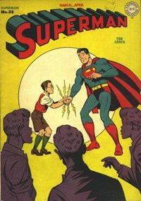 Superman (DC, 1939 series) #33 (March-April 1945)