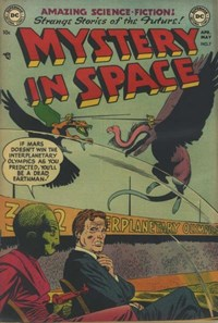 Mystery in Space (DC, 1951 series) #7 (April-May 1952)
