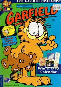 Garfield Cartoon Magazine (Egmont, 1994 series) November 1994