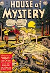 House of Mystery (DC, 1951 series) #1 (December 1951-January 1952)