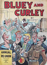 Bluey and Curley Annual (Herald, 1946? series) #1953 — Untitled