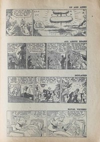 Bluey and Curley Annual (Herald, 1946? series) #1953 — Up and Atom (page 1)