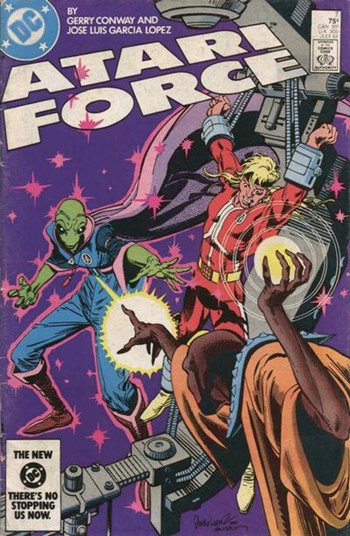 Atari Force (DC, 1984 series) #7 (July 1984)