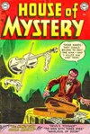 House of Mystery (DC, 1951 series) #25 (April 1954)