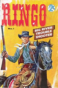 Ringo, Big River Lawman
