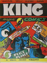 King Comics (Frank Johnson, 1946?)