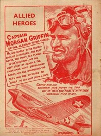 The New Big Hit Comics (Frank Johnson, 1945?)  — Captain Morgan Griffin of the Alaskan Flying Tigers (page 1)
