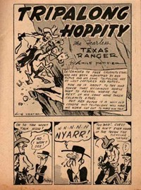 The New Big Hit Comics (Frank Johnson, 1945?)  — No title recorded (page 1)