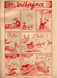 The New Big Hit Comics (Frank Johnson, 1945?)  — Untitled (page 1)