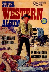 Super Western Album (KG Murray, 1975 series) #4 — No title recorded