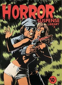 Horror Suspense Library (Yaffa/Page, 1974? series) #3