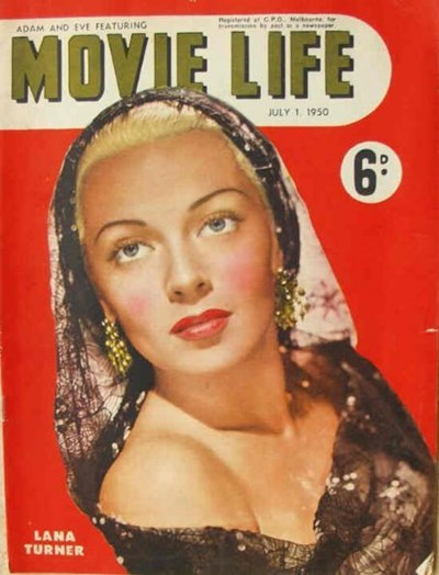 Adam and Eve Featuring Movie Life (Southdown Press, 1945 series) v5#1 (1 July 1950)