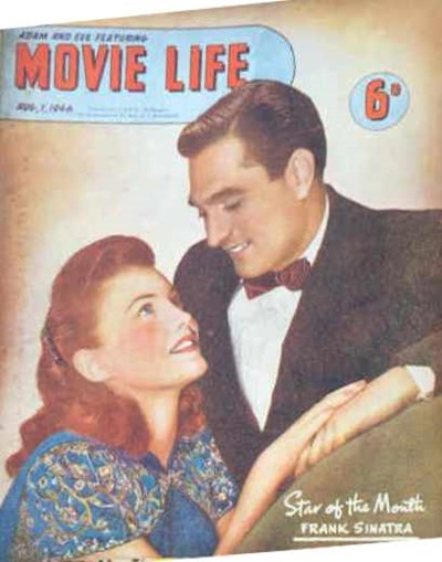 Adam and Eve Featuring Movie Life (Southdown Press, 1945 series) v1#2 (1 August 1946)