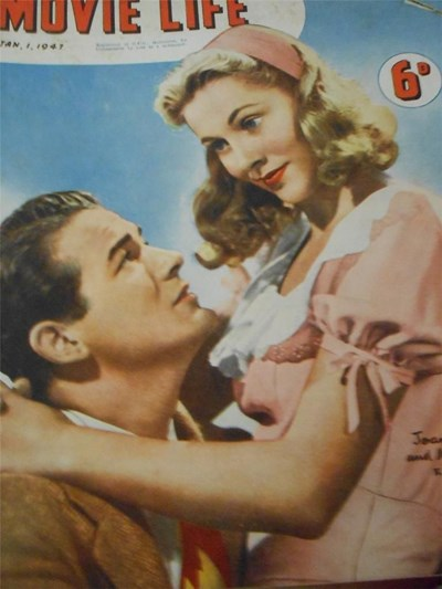 Adam and Eve Featuring Movie Life (Southdown Press, 1945 series) v1#7 (January 1947)