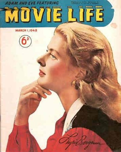 Adam and Eve Featuring Movie Life (Southdown Press, 1945 series) v2#9 (March 1948)