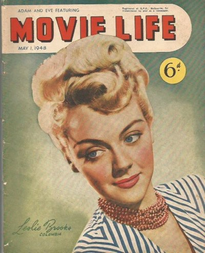 Adam and Eve Featuring Movie Life (Southdown Press, 1945 series) v2#11 (May 1948)