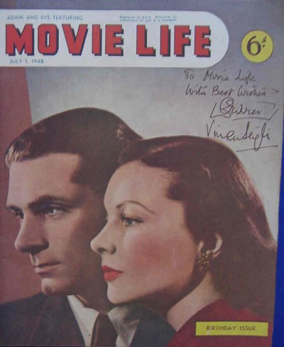 Adam and Eve Featuring Movie Life (Southdown Press, 1945 series) v3#1 (1 July 1948)