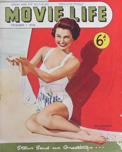 Adam and Eve Featuring Movie Life (Southdown Press, 1945 series) v3#6 (1 December 1948)