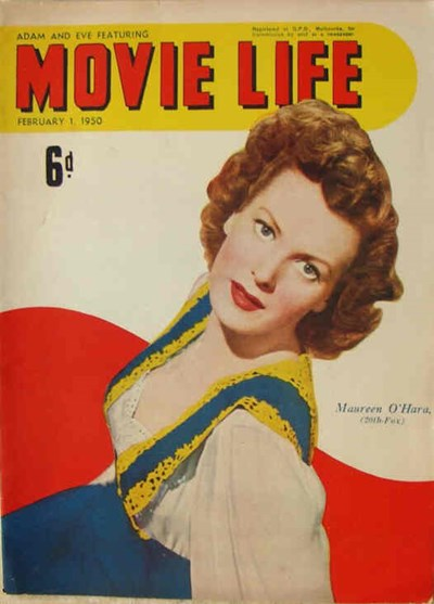 Adam and Eve Featuring Movie Life (Southdown Press, 1945 series) v4#8 (1 February 1950)