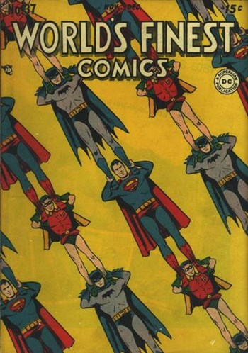 World's Finest Comics (DC, 1941 series) #37 (November-December 1948)