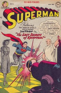 Superman (DC, 1939 series) #74 (January-February 1952)