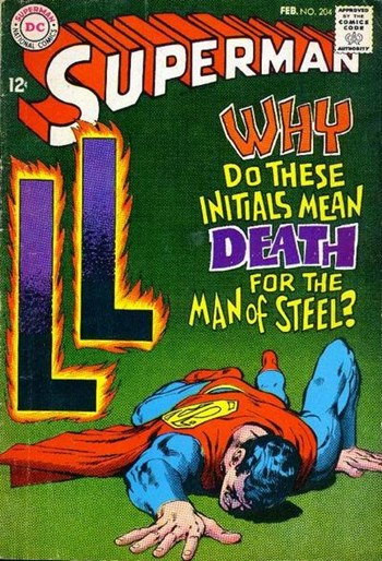 Superman (DC, 1939 series) #204 (February 1968)