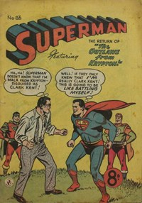 Superman (Colour Comics, 1950 series) #86