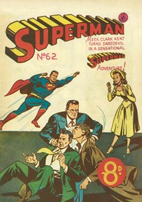 Superman (Colour Comics, 1950 series) #62