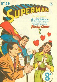 Superman (Colour Comics, 1950 series) #49 — Untitled