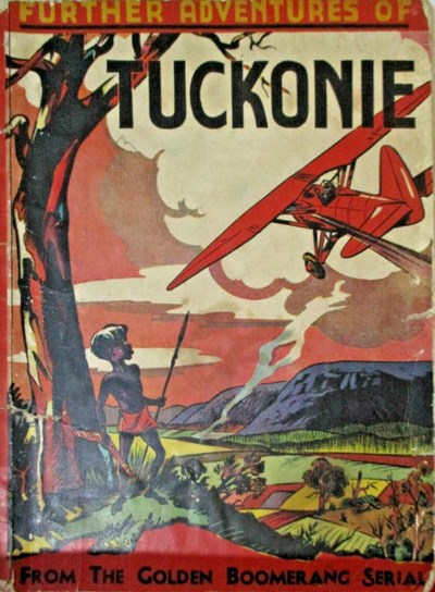 Further Adventures of Tuckonie (Winn & Co., 1942?)  ([1942?])