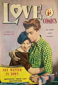 Love Comics (Unknown, 1955? series) #5 — Untitled