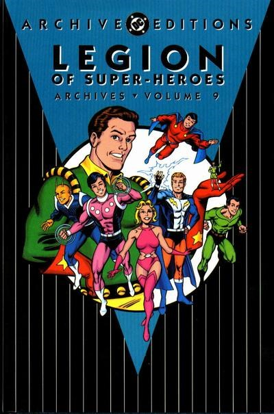The Legion of Super-Heroes Archives (DC, 1991 series) #9 (1999)
