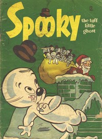 Spooky the Tuff Little Ghost (Magman, 1968?) #18-70 — Untitled