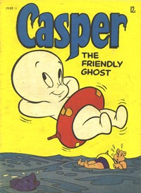 Casper the Friendly Ghost (Magman, 1969) #19-03 — Untitled